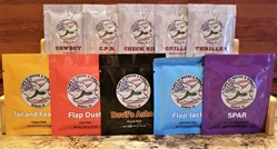 Flaps Flavor Singles (Free Shipping) Sweet BBQ, Sweet Heat, Sweet, Award Winning, Food, Barbecue, Best BBQ, Award Winning BBQ, Competition, Competition BBQ, Pitmaster, Pork, Beef, Butt, Ribs, Steak, Wings, Hot Wings, BBQ Wings, Chicken, Award Winning Rubs, Rubs, BBQ Rub, Thriller, Griller, CPR, Cowboy, Check Ride, CPR, Flap Jack, Devils Ashes, SPAR, Wing Dust, Seasoning, Flavor, Heat
